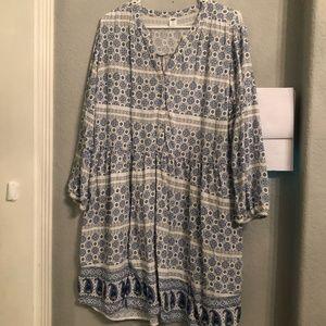 Old Navy dress size XL
